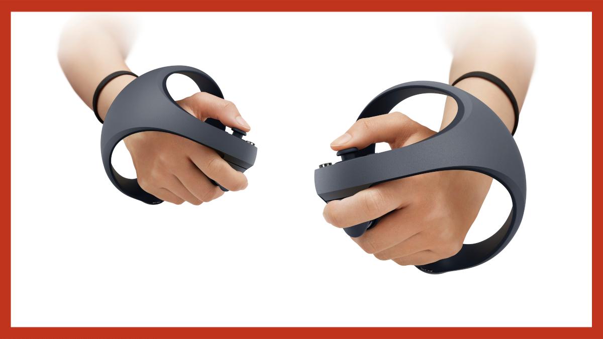 PSVR Next-gen Controllers
