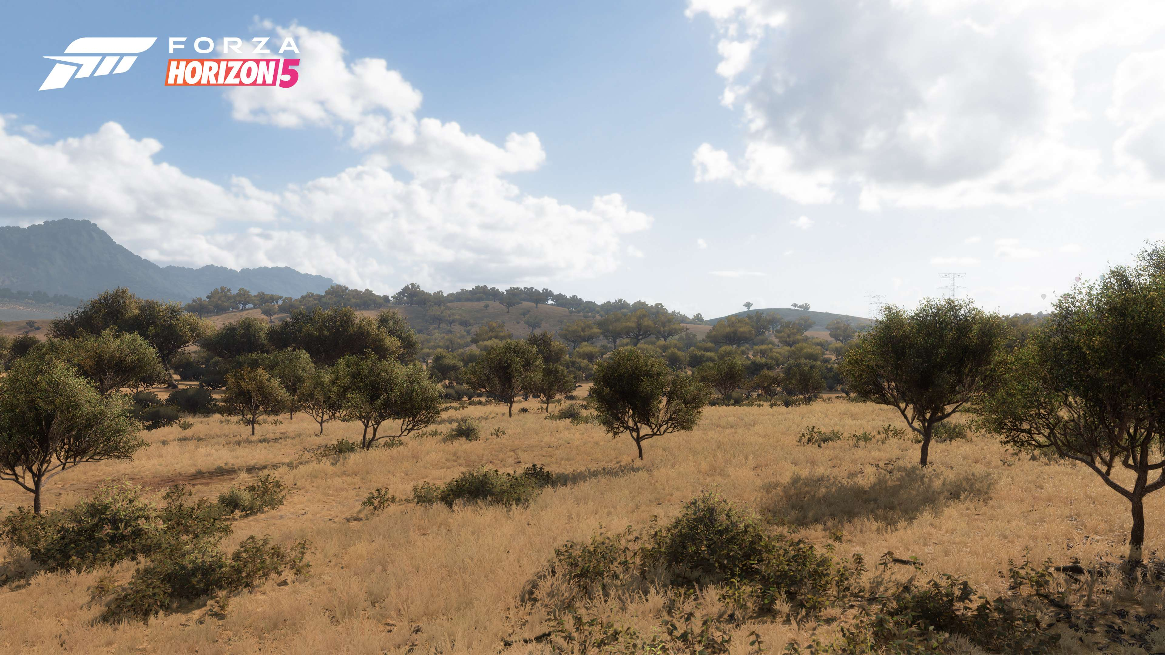 Forza Horizon 5 Arid Hills