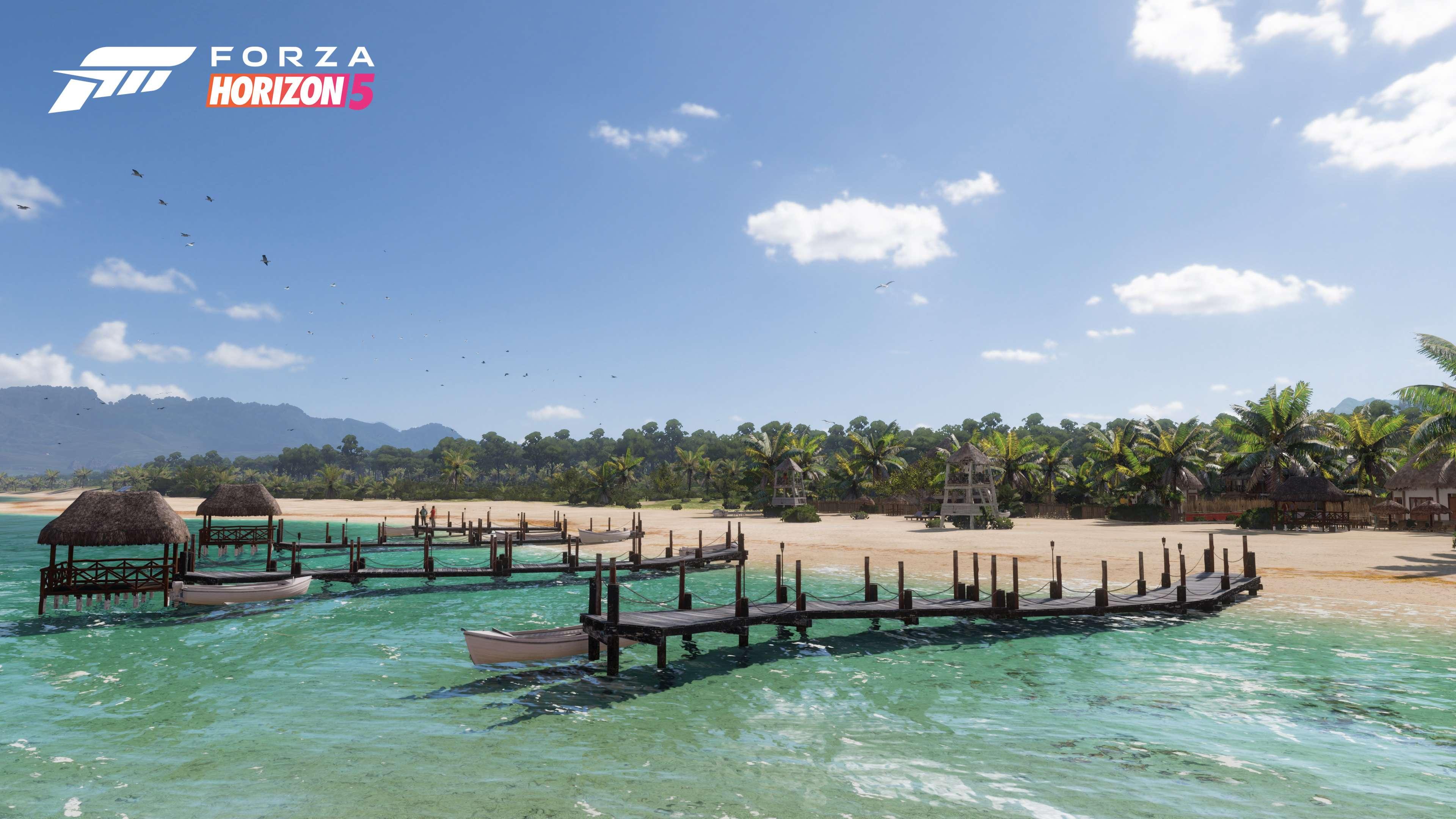 Forza Horizon 5 Tropical Coast