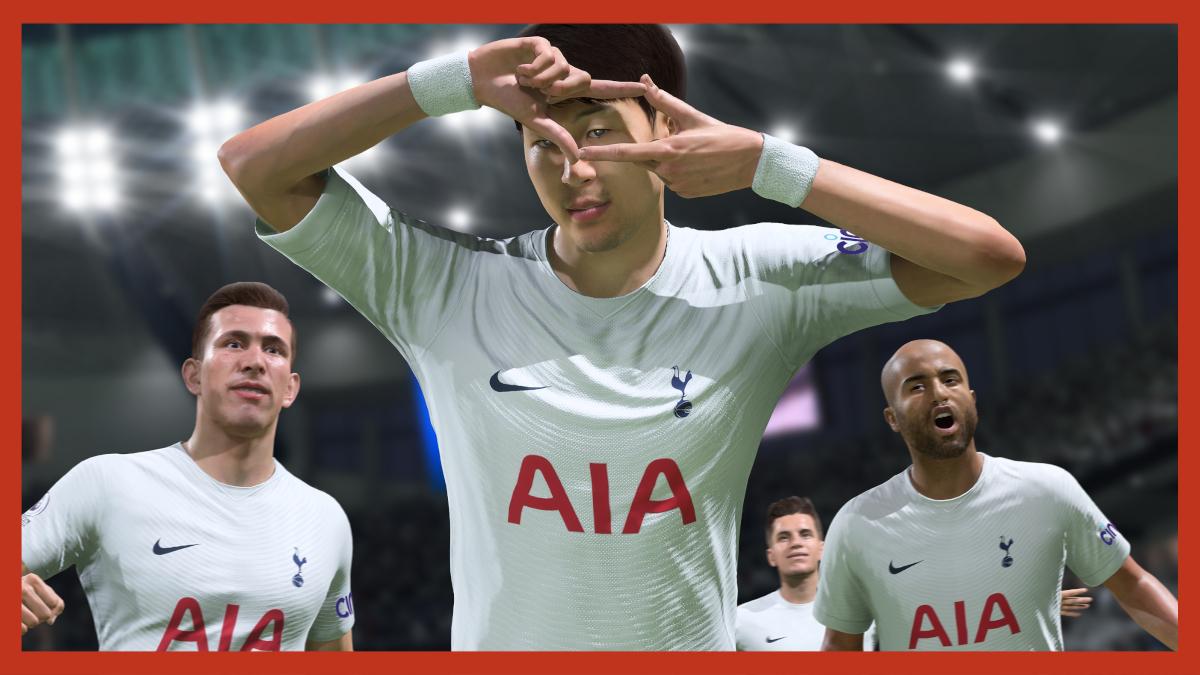 FIFA 22 Son