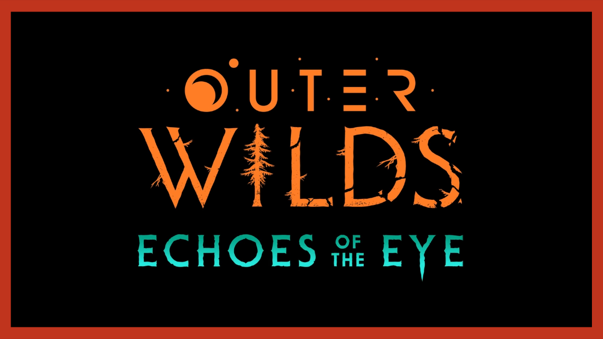Outer Wilds Echoes of the Eye Logo