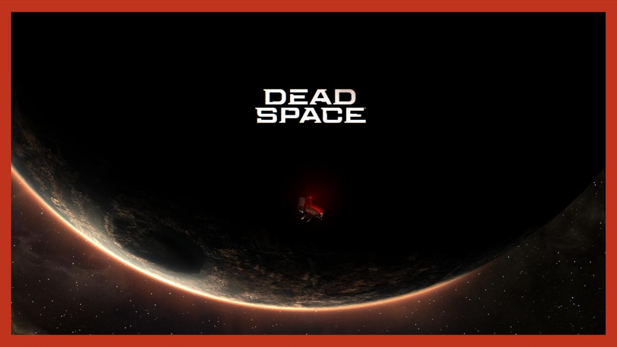 Dead Space 2022 Logo