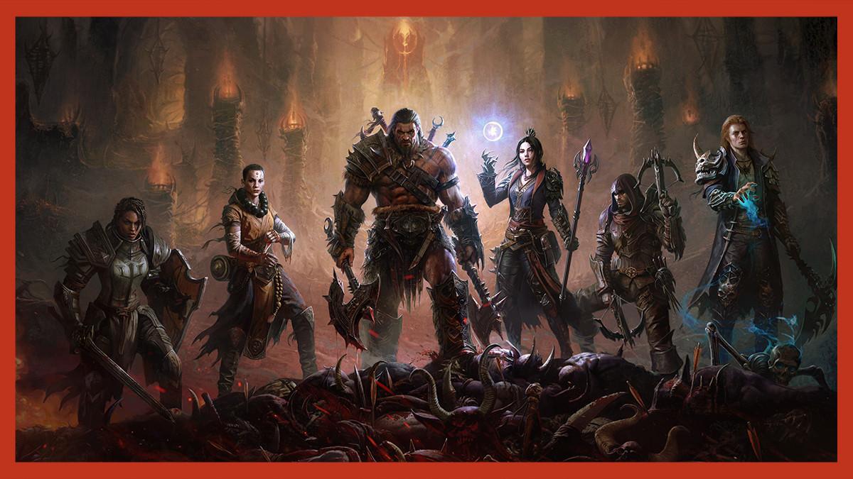 Diablo Immortal mobile game