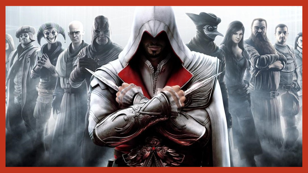 Ezio Auditore Assassin's Creed