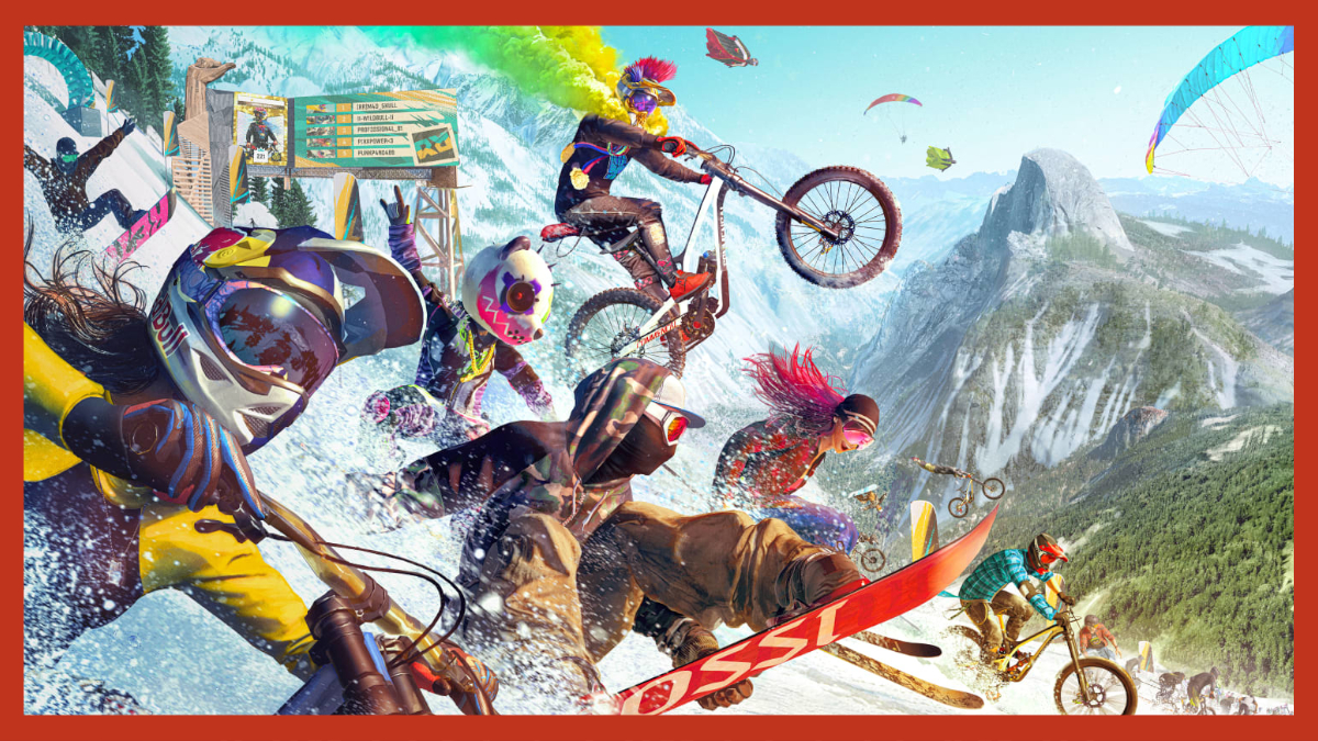 Riders Republic Chaos