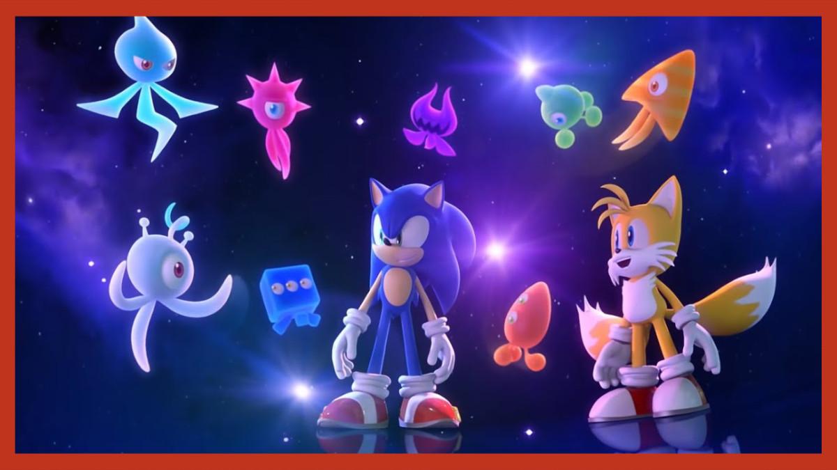 Sonic Colors: Ultimate sega