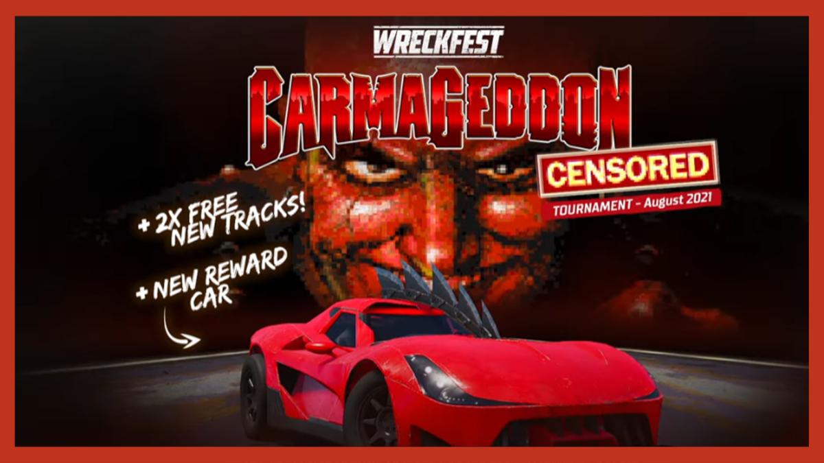 Wreckfest Carmageddon