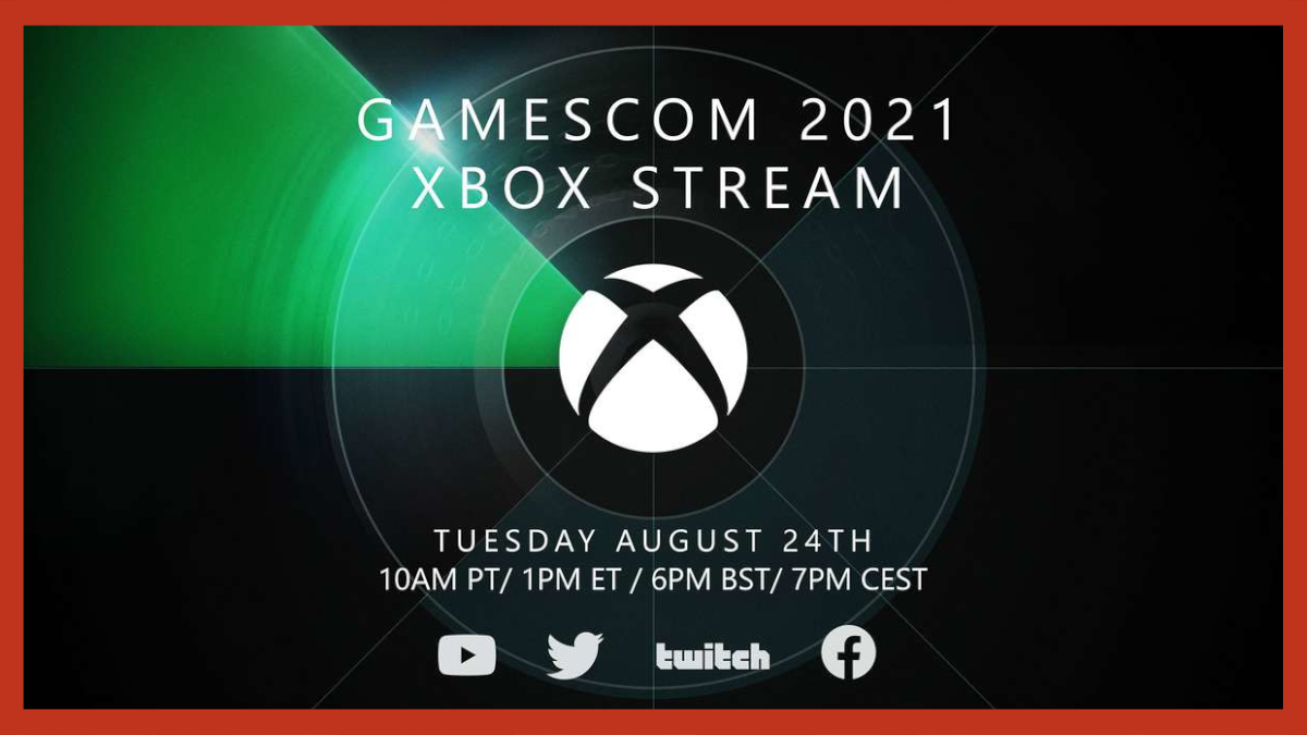Xbox Livestream Gamescom 2021