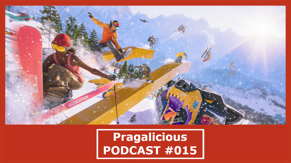 Pragalicious Podcast 015