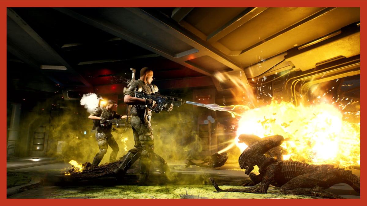 Aliens: Fire Team Elite