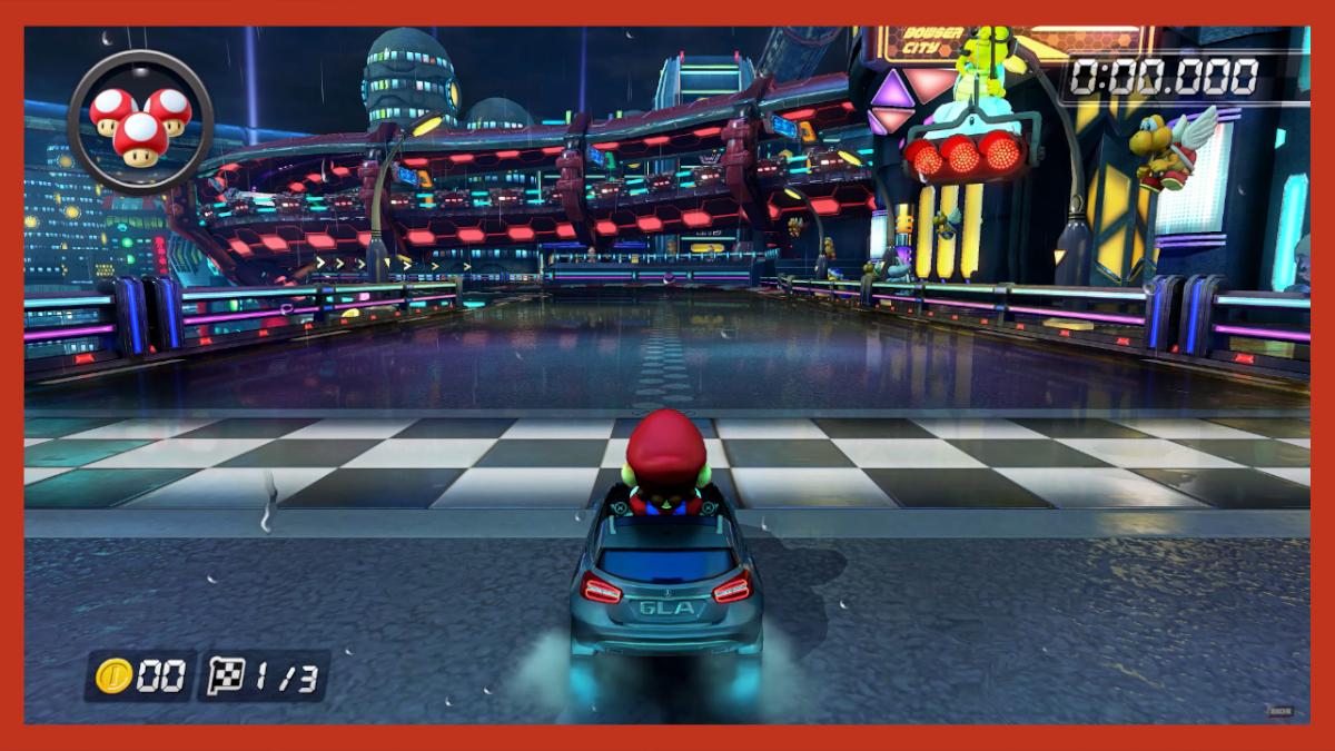 Mario Kart Next-gen