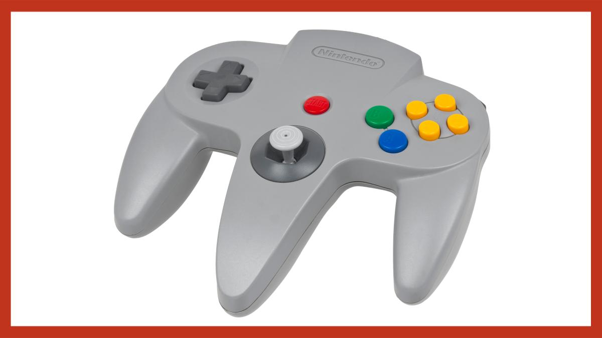 N64 Nintendo 64 Controller