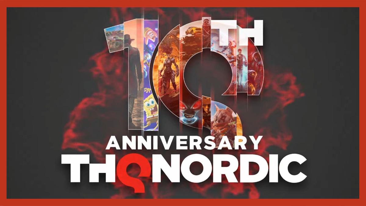 THQ Nordic 10 Year