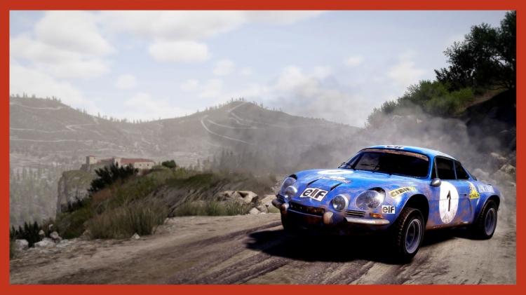 WRC 10 Alpine