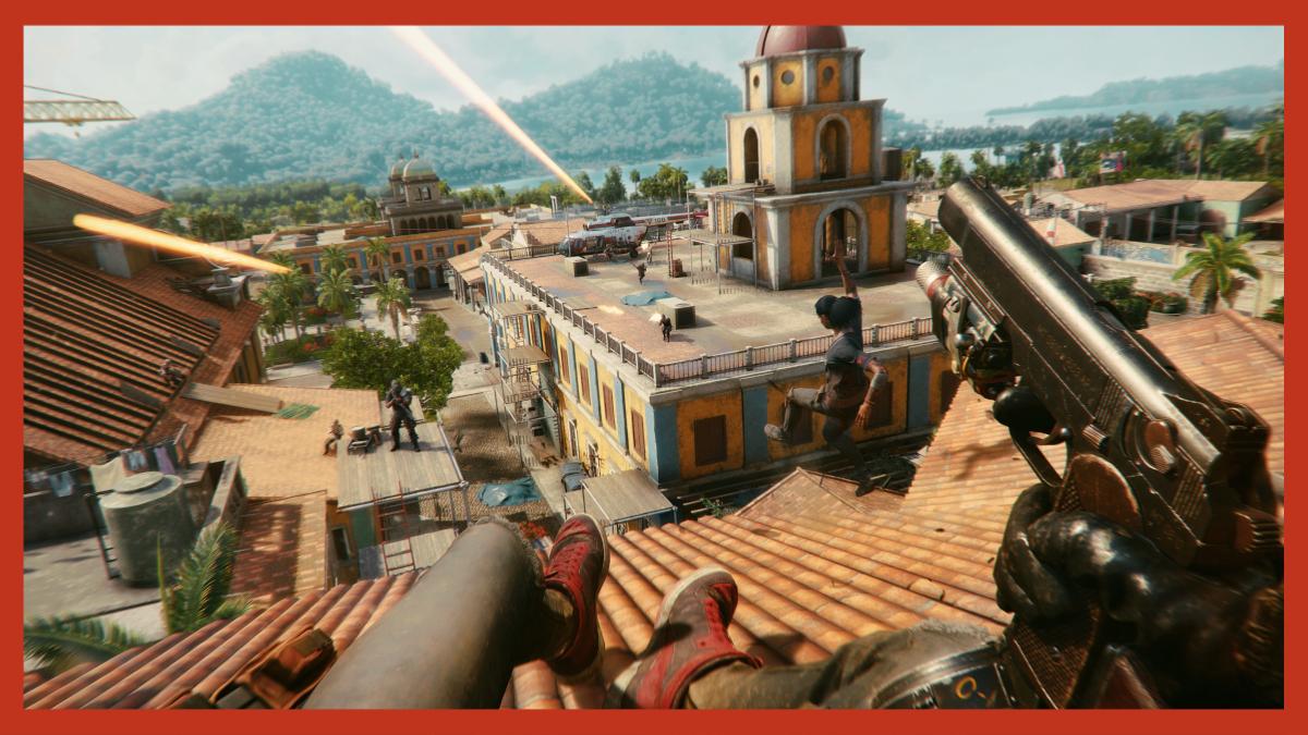 Far Cry 6 Gameplay