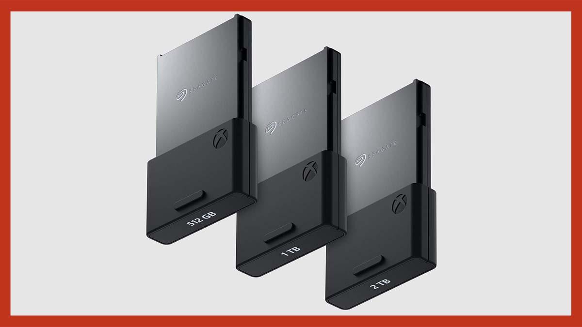 Xbox Series S X storage