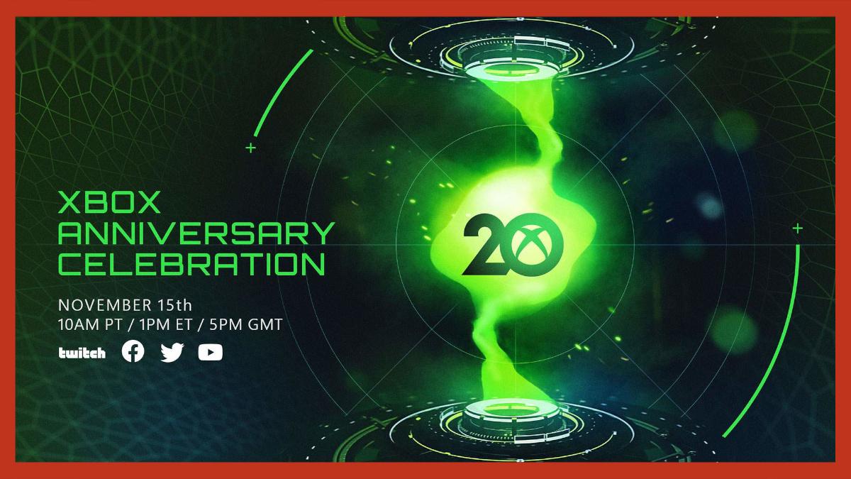Xbox Anniversary Celebration 2021